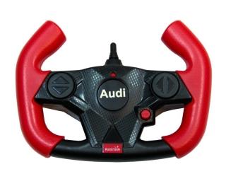 Детский электромобиль Rastar Audi TTS 12V желтый