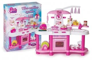 Игровой набор Girl's club Твоя первая кухня