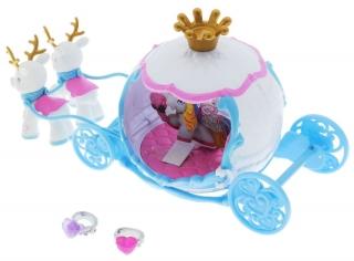 Игровой набор Filly «Свадебная карета»