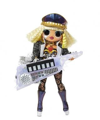 Кукла L.O.L.Surprise OMG Ремикс Rock Fame Queen 577607