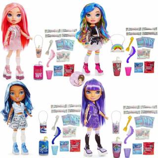 Poopsie Rainbow Surprise Dolls (Розовая или Радужная)