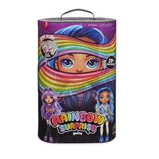 Poopsie Rainbow Surprise Dolls (Голубая или Фиолетовая)