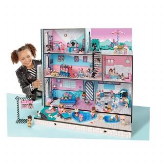 "LOL Surprise 560531 3-х этажный дом ""Новая семья"" MGA"