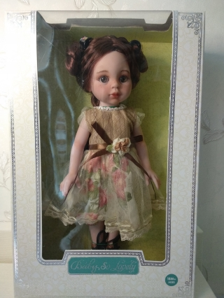 Кукла Паола (реплика)
