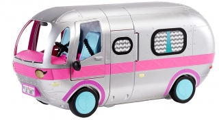 Автобус  LOL Surprise OMG 4-in-1 Fashion Camper with 55+