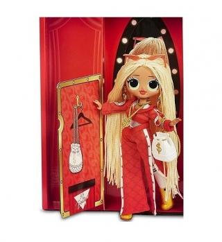 Кукла LOL Surprise OMG Royal Swag Doll MGA 20 сюрпризов