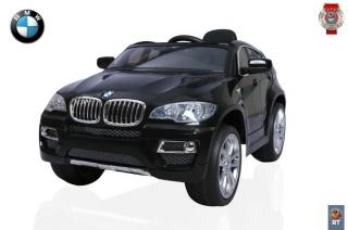 Детский электромобиль BMW Х6 кожаное сидение!