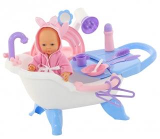 Набор для купания кукол Dolls Bath set