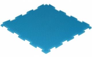 Модульные коврики ОРТО, Трава мягкая (8 пазлов)