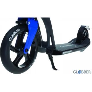 Самокат Globber My TOO One K180 с ручным тормозом синий