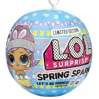 LOL Surprise Spring Sparkle Bunny Hun зайка Банни Хун 574477