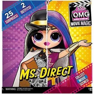 ЛОЛ ОМГ L.O.L. Surprise O.M.G. Movie Magic - Ms. Direct