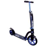 Самокат с большими колесами Unlimited NL300-230 черно-синий