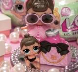 Lol кукла сестричка Lil Sisters в шарике Оригинал