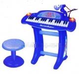 Детский Синтезатор HK-5050C со стульчиком