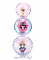 L.O.L. Surprise glitter globe новогодний набор MGA