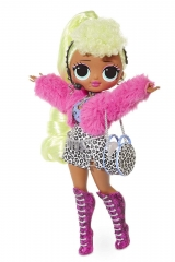 Кукла LOL Surprise OMG Lady Diva Doll MGA 20 сюрпризов