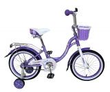 """Велосипед 12"""" Nameless LADY фиолетовый"""