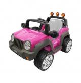 Детский электромобиль TCV 335 Thunderbird 12V розовый