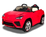 Детский электромобиль Rastar Lamborghini Urus 12V красный