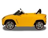 Детский электромобиль Rastar Lamborghini Urus 12V желтый