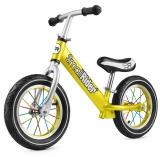 Беговел Small Rider Foot Racer 2 AIR AL золотой