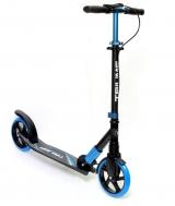 Городской самокат Triumf Active AL02-205 с большими колесами, синий
