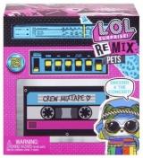Куклы ЛОЛ ReMix pets