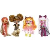 Кукла LOL Surprise JK MC Swag Mini Fashion Doll 15 сюрпризов 570769