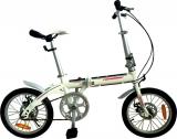 """Велосипед складной 16"""" Nameless FD-16 белый"""