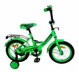 "Велосипед 12"" Nameless Vector зеленый"