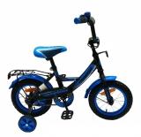 """Велосипед 12"""" Nameless Vector синий"""