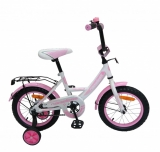 "Велосипед 12"" Nameless Vector розовый"
