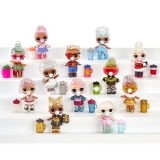 LOL Surprise 561606 Кукла Зимнее диско MGA (в ассортименте)