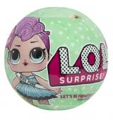 Кукла Лол сюрприз в шарике LOL 2-ая серия MGA