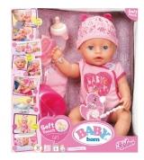 Интерактивная кукла Zapf Baby BornCreation  43 см 825-938