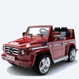 Детский электромобиль Mercedes AMG 12V DMD-G55 мягкие колеса