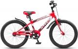 """Велосипед 20"""" Stels Pilot 200 Gent (2016) красный"""