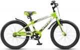"""Велосипед 20"""" Stels Pilot 200 Gent (2016) зеленый"""