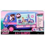Автобус Кемпер  LOL Surprise OMG Camper Electric Blue 55 сюрпризов 569459