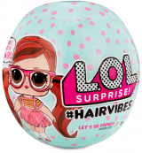 L.O.L. Surprise MGA Hairvibes с париками