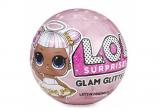 "LOL кукла сюрприз Glam Glitter 2-ая серия ""Блестящие"" MGA"