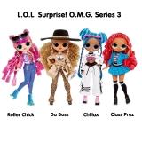 LOL OMG 3 series Roller Chick