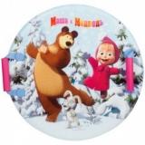"""Ледянка 54 см """"Маша и Медведь"""""""