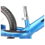 Беговел Triumf Active алюминевый AL1201 синий