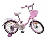 "Велосипед 14"" Nameless LADY розовый"