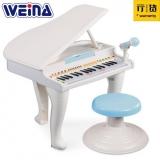 Рояль со стульчиком WEINA Grand Piano & Stool